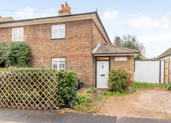 Thumbnail 2 bed semi-detached house for sale in Middle Lane, Teddington