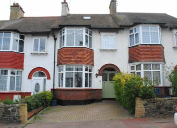 Thumbnail 3 bed terraced house for sale in Leigham Court Drive, Leigh-On-Sea