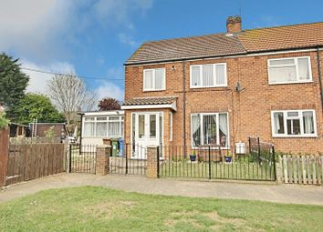 Thumbnail 3 bed semi-detached house for sale in Westfield, Patrington, Hull