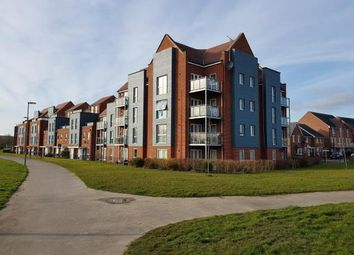 Thumbnail 2 bed flat for sale in Somers Way, Eastleigh