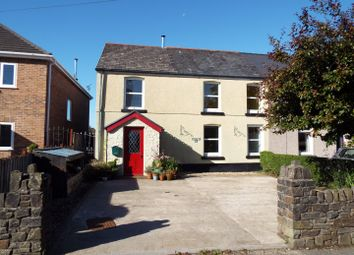 4 bed semi-detached house for sale in Pen Y Wern Cottages, 23 Joiners Road, Three Crosses, Swansea SA4