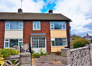Thumbnail 3 bed end terrace house for sale in Alyn Road, Buckley