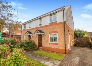 Thumbnail 3 bed semi-detached house for sale in Clos Y Dryw, Thornhill, Cardiff