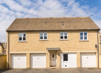 Thumbnail 2 bed maisonette to rent in Elmhurst Way, Carterton, Oxfordshire