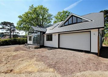 Thumbnail 5 bedroom detached house for sale in Dudsbury Road, West Parley, Ferndown