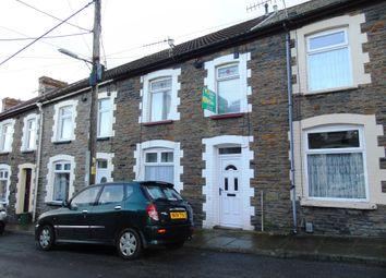 Thumbnail 3 bed terraced house for sale in Leyshon Street, Graig, Pontypridd