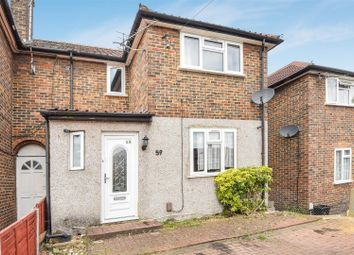 Thumbnail 3 bed end terrace house for sale in Tonstall Road, Epsom