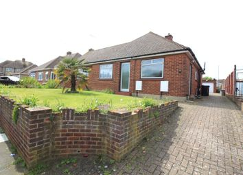 Thumbnail 3 bed detached bungalow for sale in Chaucer Road, Northfleet, Gravesend, Kent