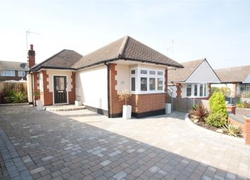 Thumbnail 2 bed detached bungalow for sale in Flamboro Close, Eastwood, Leigh-On-Sea