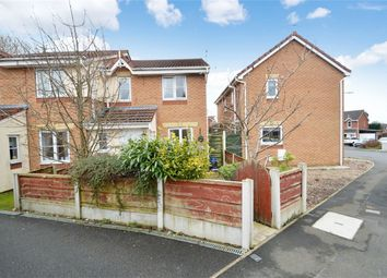 Thumbnail 3 bed semi-detached house for sale in Newsham Road, Cale Green, Stockport, Cheshire
