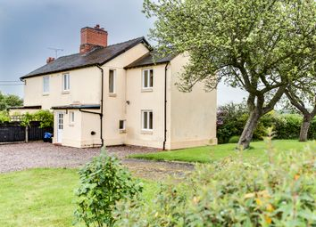 Thumbnail 3 bedroom semi-detached house to rent in Ightfield Hall Cottage, Ightfield, Whitchurch