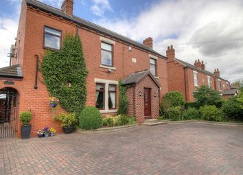 Thumbnail 4 bedroom detached house for sale in Pinfold Lane, Mickletown Methley, Leeds