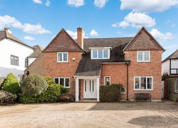 Thumbnail 5 bed detached house for sale in Rydens Avenue, Walton-On-Thames