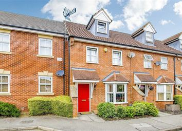 Thumbnail 3 bed terraced house for sale in Kendall Place, Medbourne, Milton Keynes, Bucks
