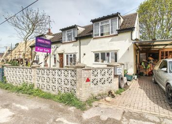 Thumbnail 3 bed cottage for sale in 3 Laburnham Lane, Burwell, Cambridgeshire
