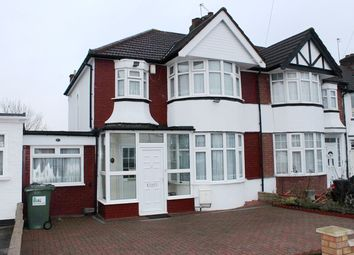 Thumbnail 3 bed end terrace house for sale in Radcliffe Road, Harrow Weald