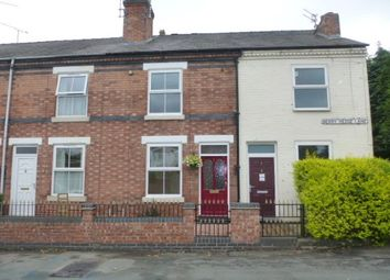 Thumbnail 2 bedroom terraced house to rent in Berry Hedge Lane, Burton-On-Trent