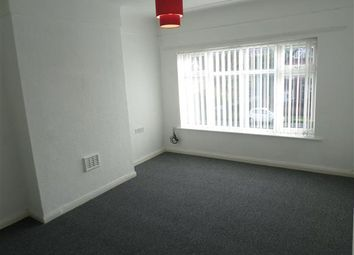 Thumbnail 2 bed flat to rent in Greasby Road, Greasby, Wirral