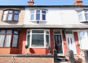 Thumbnail 4 bed terraced house for sale in Herondale Road, Mossley Hill, Liverpool