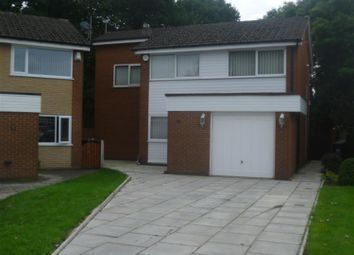 Thumbnail 4 bed detached house for sale in Chetwode Avenue, Ashton-In-Makerfield, Wigan