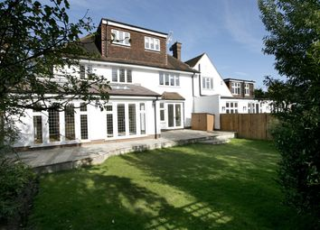 Thumbnail 4 bed semi-detached house to rent in Brook Gardens, Coombe, Kingston Upon Thames