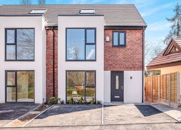 Thumbnail 4 bedroom semi-detached house for sale in Mayors Walk, Pontefract