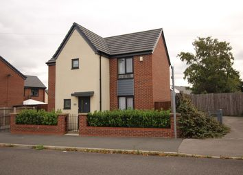 Thumbnail 3 bed detached house for sale in New Lodge Crescent, Barnsley