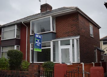 Thumbnail 2 bed semi-detached house for sale in Rennie Street, Burnley