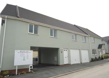 Thumbnail 2 bed flat to rent in Bridge View, Plymouth