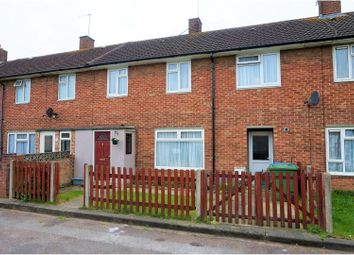 Thumbnail 4 bed terraced house for sale in Hameldon Close, Millbrook, Southampton
