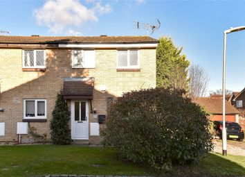Thumbnail 3 bed semi-detached house to rent in Theal Close, College Town, Sandhurst, Berkshire
