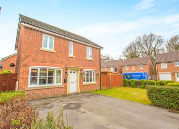 Thumbnail 3 bed detached house for sale in Cadwal Court, Llantwit Fardre, Pontypridd