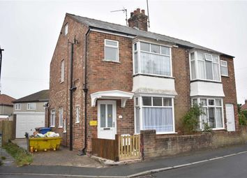 Thumbnail 3 bed semi-detached house for sale in Milner Road, Bridlington