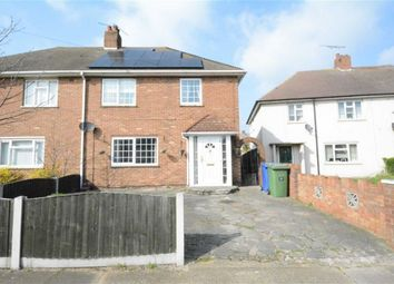 Thumbnail 4 bedroom semi-detached house for sale in Hall Crescent, Aveley Village, Essex