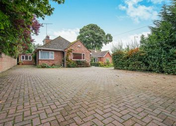 Thumbnail 4 bed detached bungalow for sale in Spixworth Road, Old Catton, Norwich