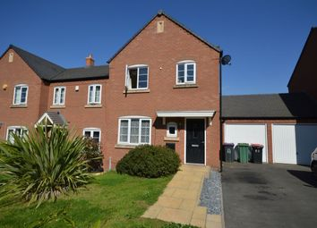 Thumbnail 3 bed terraced house for sale in Park Lane, Woodside, Telford