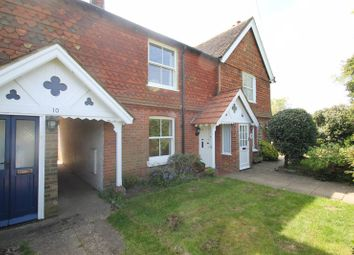 Thumbnail 2 bed terraced house to rent in The Common, Cranleigh
