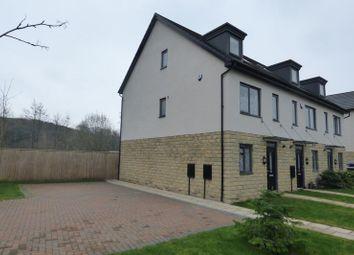 Thumbnail 4 bed town house for sale in Mill Lane, Halton, Lancaster