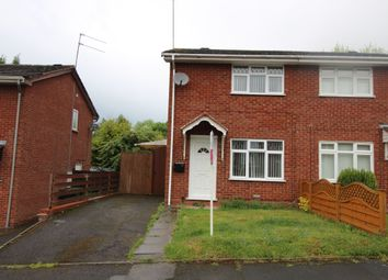 Thumbnail 2 bed semi-detached house for sale in Paxford Close, Redditch