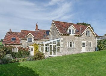 Thumbnail 5 bedroom detached house for sale in Thingley, Corsham