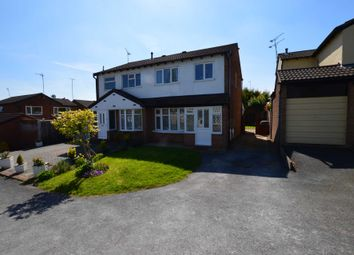 Thumbnail 3 bed semi-detached house to rent in Fordwell Close, Rivermead Estate, Coventry