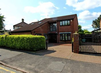 Thumbnail 6 bed detached house to rent in Heywood Road, Prestwich, Manchester