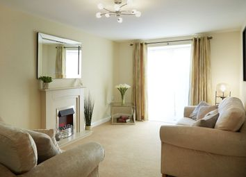 Thumbnail 1 bed flat for sale in School Brow, Romiley