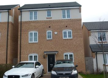 Thumbnail 5 bedroom detached house for sale in St. Christophers Flats, Hall Flat Lane, Warmsworth, Doncaster