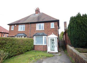 3 bed semi-detached house for sale in Mill Road, Newthorpe, Nottingham NG16