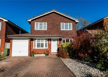 Thumbnail 4 bed detached house to rent in Ash Lodge Drive, Ash, Aldershot