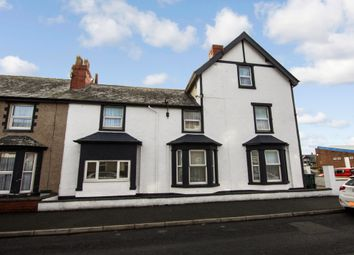 Thumbnail 4 bed terraced house for sale in Herkomer Road, Llandudno