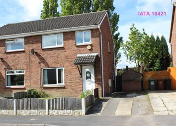 Thumbnail 3 bed semi-detached house to rent in Grange Fields Road, Leeds