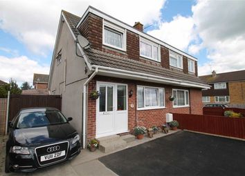 Thumbnail 3 bed semi-detached house for sale in Denny Isle Drive, Severn Beach, Bristol