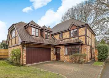Thumbnail 5 bed detached house to rent in The Grange, Midway, Walton On Thames